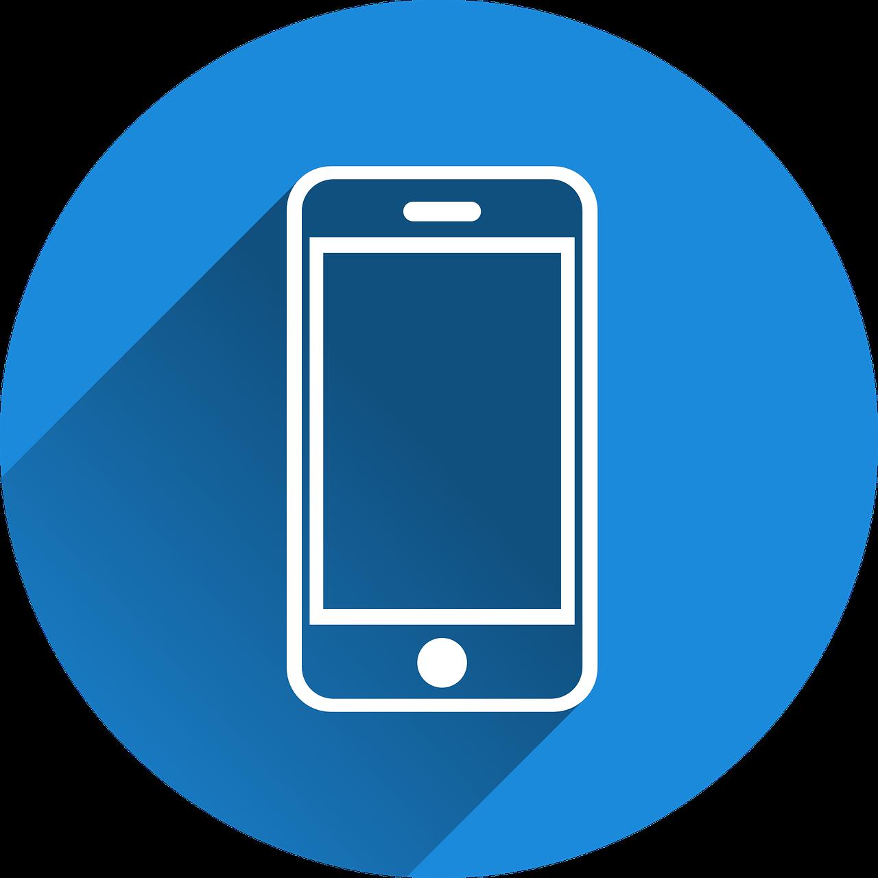 Icona smarthphone