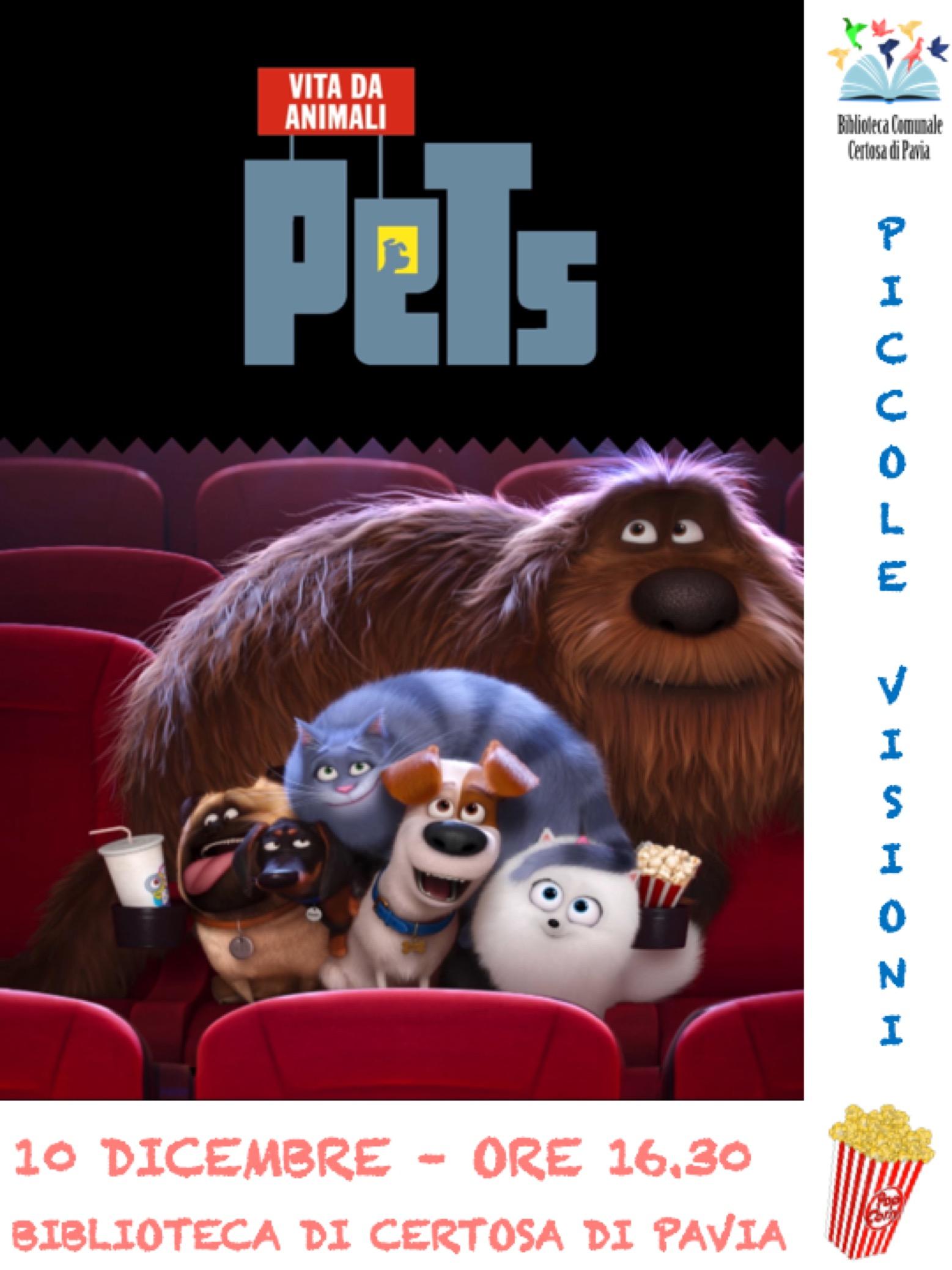Cineforum bambini del 10 dicembre 2017