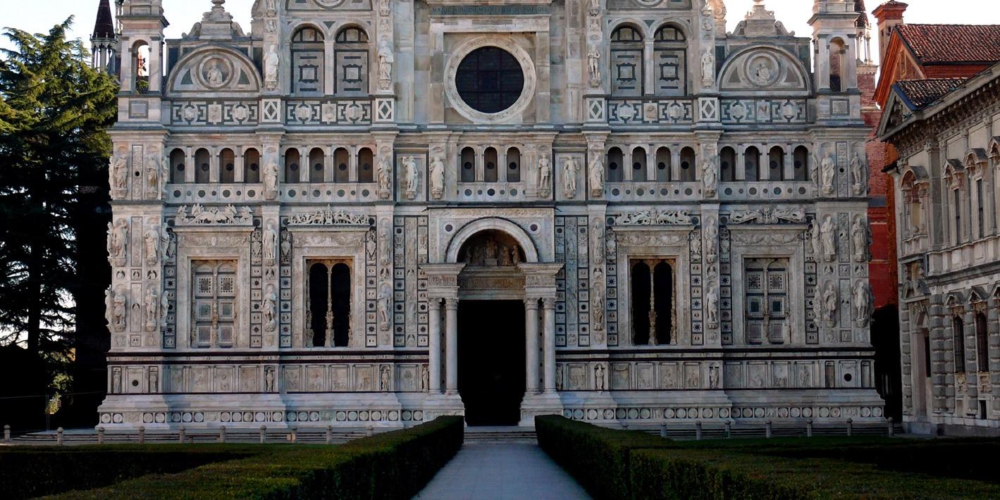 Certosa Tourism | Portale del Turismo di Certosa di Pavia