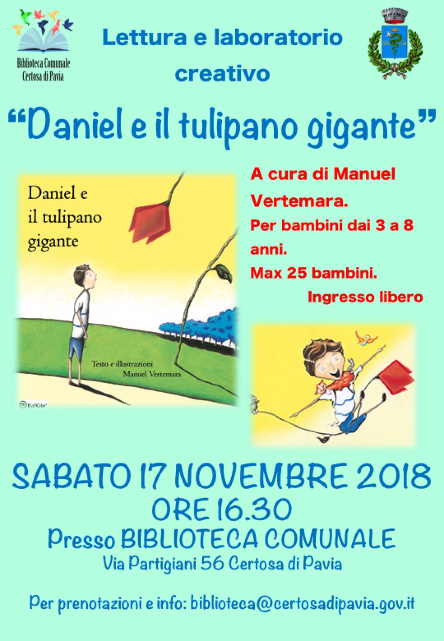 Biblioteca 17 novembre 2018